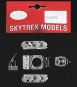 Skytrex 15mm CD219 WWII US M8 HMC (75mm SP Howitzer)